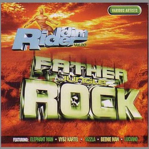 Father Jungle Rock - Various Artists (lp)