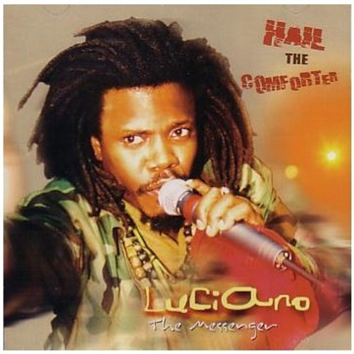 Hail The Comforter - Luciano (LP)