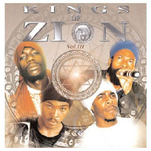 Kings Of Zion Vol.3 - Various Artists (LP)
