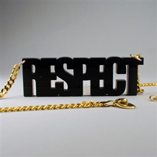 Respect Chain - Unisex