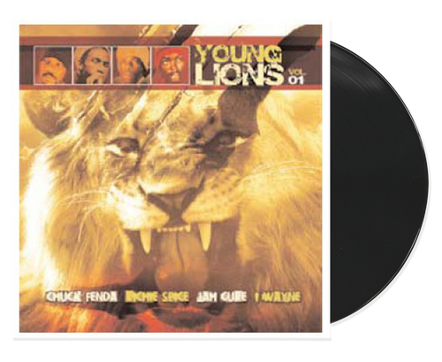 Young Lions Vol.1 2lp-set - Various Artists (LP)