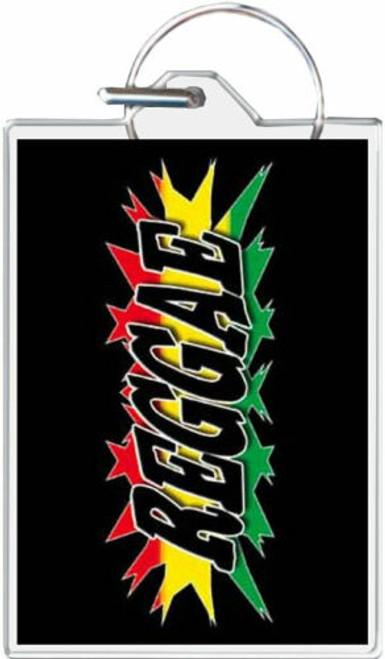 Reggae Keychain