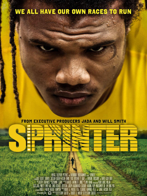 Sprinter(Movie) - Dale Elliott (DVD)
