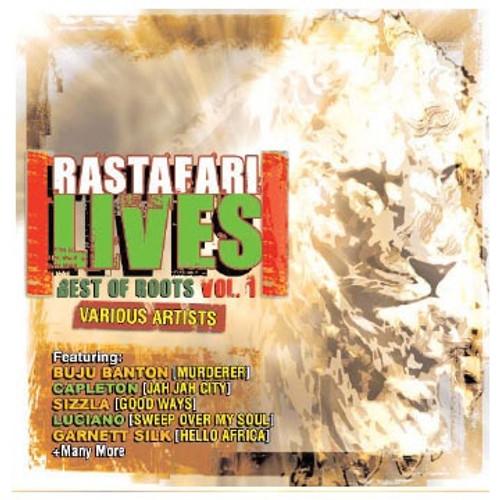 Rastafari Lives:best Of Roots Vol.1 - Various Artists