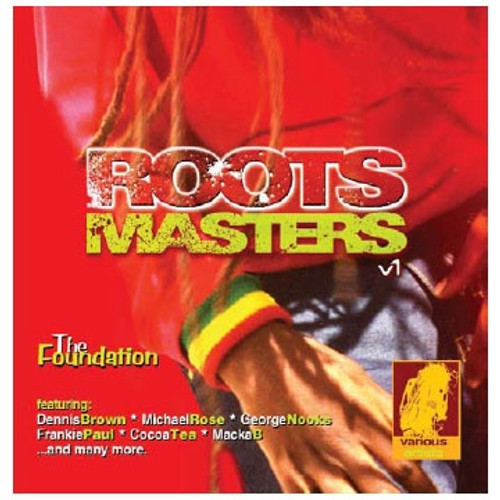 Roots Master Vol.1:the Foundation - Various Artists