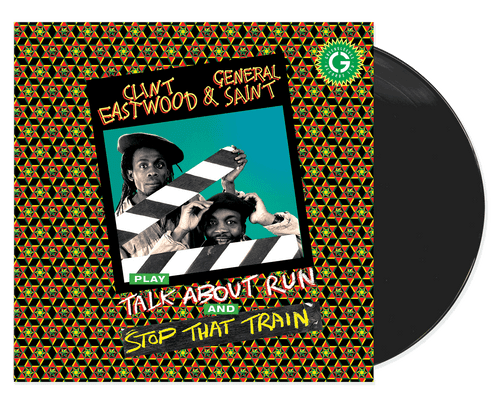 Stop That Train (Rsd) - Clint Eastwood & General Saint (7 Inch Vinyl)