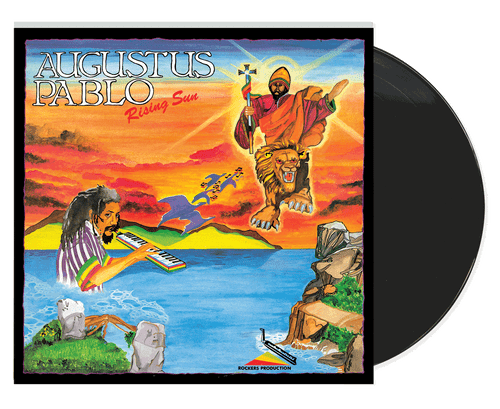 Rising Sun - Augustus Pablo (LP)