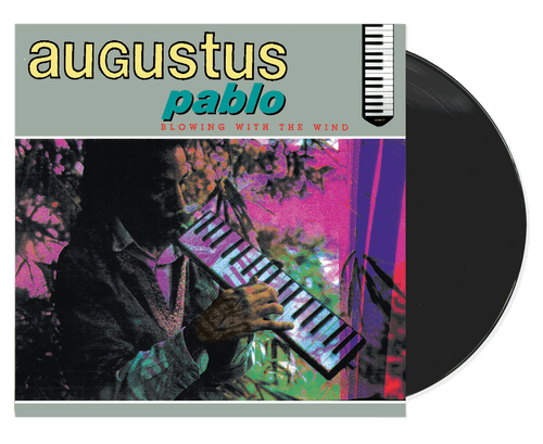 Blowing With The Wind - Augustus Pablo (LP)