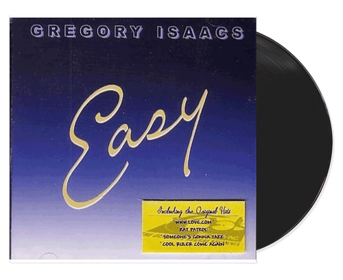 Easy - Gregory Isaacs (LP)
