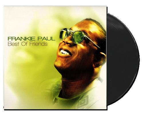 Best Of Friends - Frankie Paul (LP)