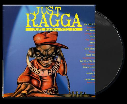 Just Ragga Vol.10 - Various Artists (LP)