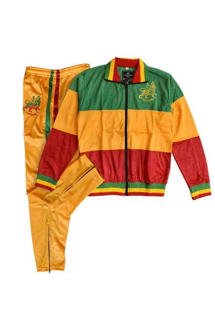 RD Gold - Track Suit
