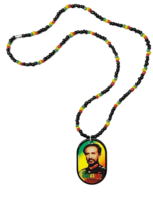 Rasta Necklace  - Selassie