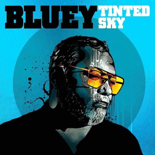 Tinted Sky - Bluey