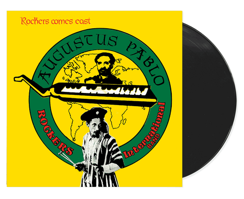 Rockers Come East - Augustus Pablo (LP)