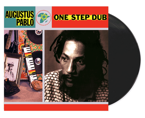 One Step Dub - Augustus Pablo (LP)