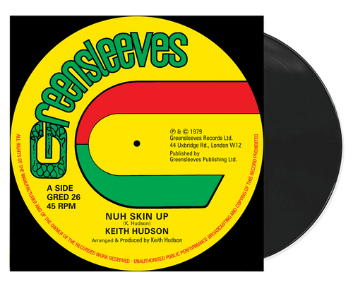 Nuh Skin Up - Keith Hudson (12 Inch Vinyl)