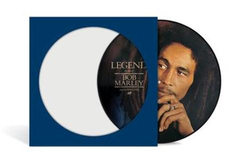 Legend: The Best Of Bob (Picture Disc)- Bob Marley (LP)