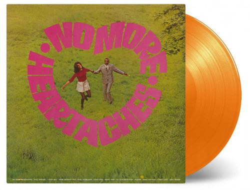 No More Heartaches - Various Artists (LP)