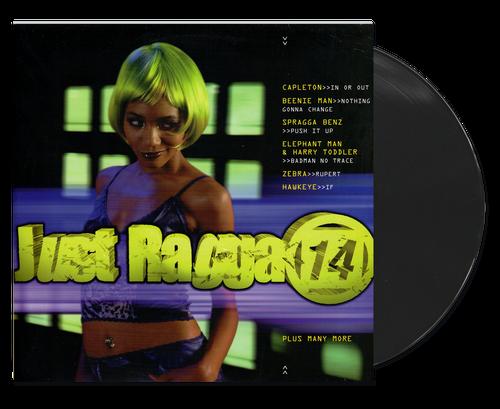 Just Ragga Vol.14 - Various Artists (LP)
