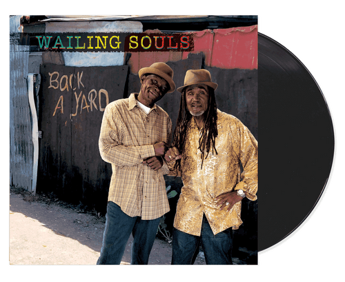 Back A Yard - Wailing Souls (LP)