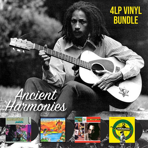 Ancient Harmonies (4LP) Vinyl Bundle