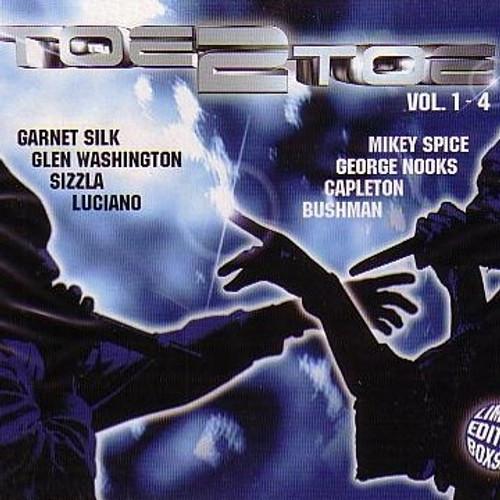 Toe To Toe Boxset - Various Artists