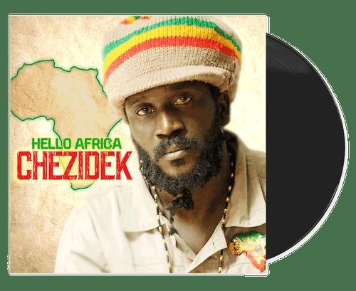 Hello Africa - Chezidek (LP)