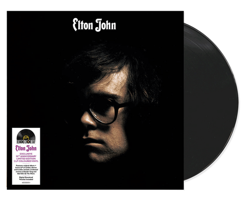 Elton John - Elton John (LP)