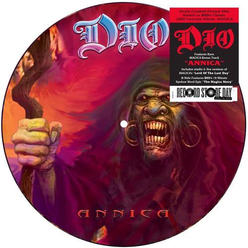 Annica - Dio (LP)