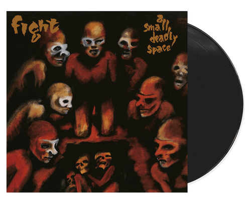 Small Deadly Space - Fight (LP)