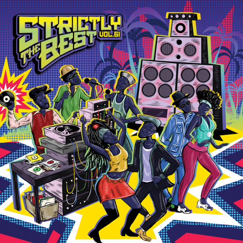 Strictly The Best Vol 61 (2cd) - Various Artists
