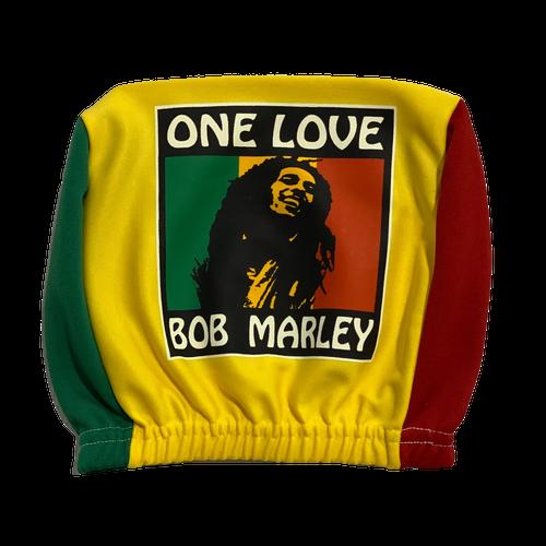 Bob Marley - Headrest Cover