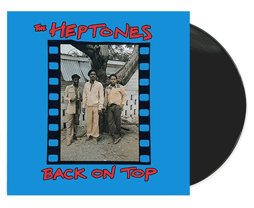 Back On Top (Rsd 2020) - The Heptones (LP)