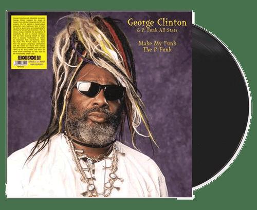 Make My Funk The P-funk (Rsd) -  George Clinton &  P Funk (LP)
