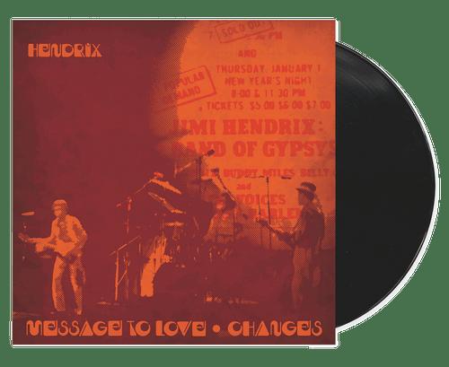 Message To Lov (Rsd) - Jimi Hendrix (7 Inch Vinyl)