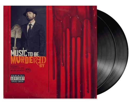 Music To Be Murdered By -  Eminem (LP)