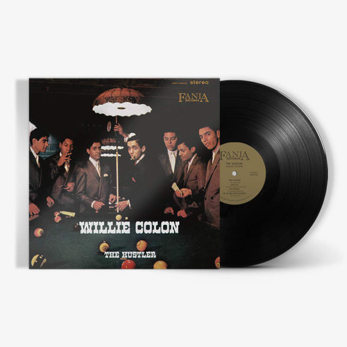 The Hustler - Willie Colon  (LP)