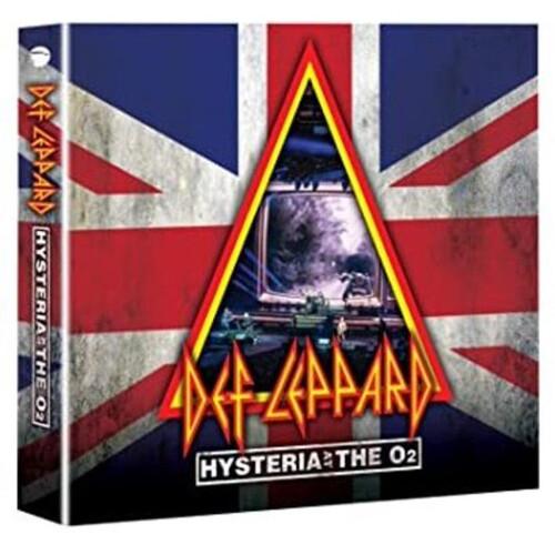 Hysteria At The O2 Ltd - Def Leppard (2CD)