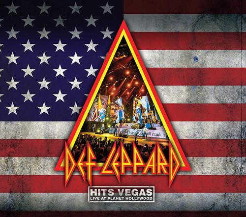 Hits Vegas Live At Planet Hollywood Ltd  - Def Leppard (2CD)