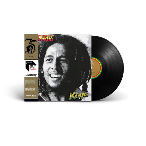Kaya (Half-speed Lp) - Bob Marley & The Wailers (LP)