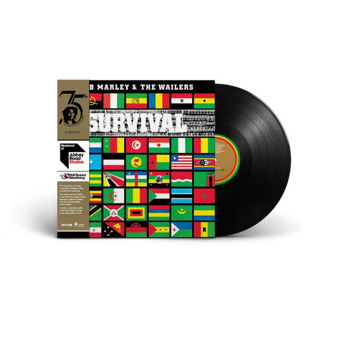 Survival (Half-speed Lp) - Bob Marley & The Wailers (LP)