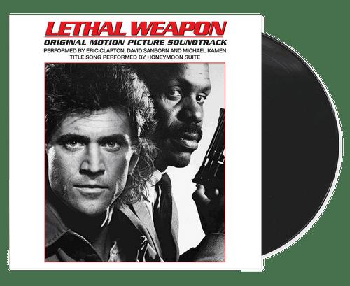 Lethal Weapon Original Motion Picture  - Soundtrack (Clear Vinyl) (LP)