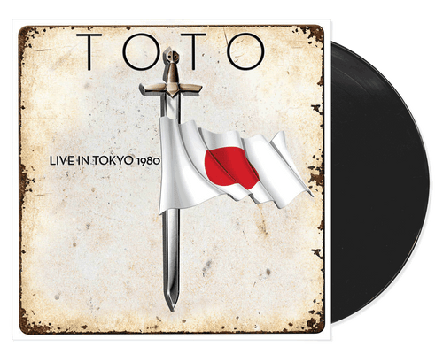 Live In Tokyo 1980 - Toto (LP)