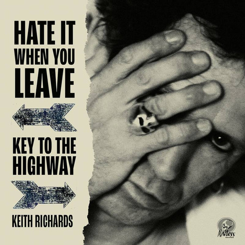 Hate It When - Keith Richards (7 Inch Vinyl)