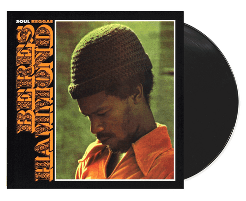 Soul Reggae Ltd (Orange Translucent) Vinyl - Beres Hammond (LP)