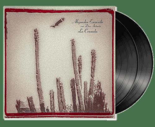La Cruzada 2lp - Alejandro Escovedo (LP)