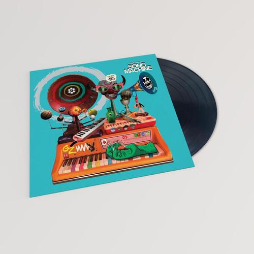 Song Machine (Standard)  - Gorillaz (LP)
