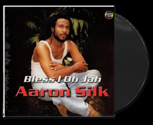 Bless I Oh Jah - Aaron Silk (LP)