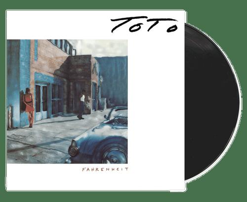 Fahrenheit  - Toto (LP)